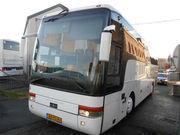 Прокат аренда автобусов в Астане.Спальный салон. Не дорого.